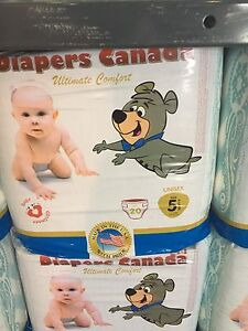 Boo boo baby diapers blow out sale
