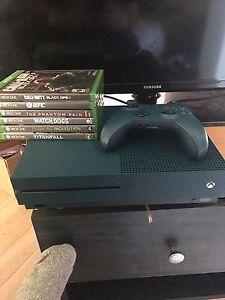 Xbox one s 500g 4K 6 jeux