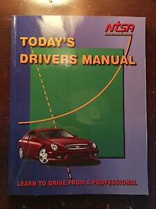 Today's Drivers Manual