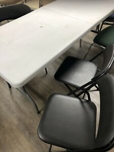 Tables & chairs for sale!