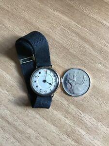 Lady's Vintage Antique Gold Watch