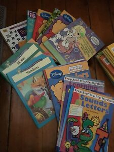 Kids Learning Activity Books