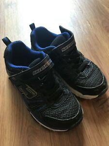Boys size 1 Skechers