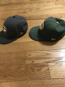 Green Bay Packers youth hats. Excellent condition