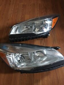 2013-2016 Ford Escape headlights