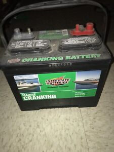 Brand New Boat Battery