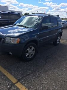 Mint Ford Escape