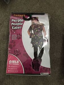 Purple People Eater Halloween Costume