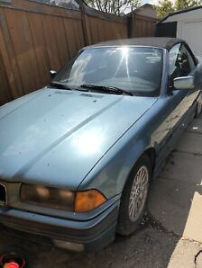 BMW Convertible 328SI for sale! As is!
