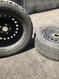 Snow tires.  16s.   GREAT CONDITION