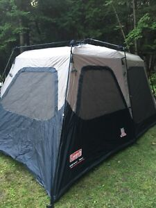 Coleman 8 person Instant Tent BRAND NEW