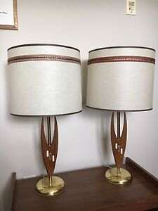 1 of a kind Vintage MID CENTURY MODERN Lamps