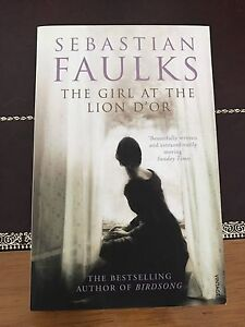 The Girl At The Lion D'or by Sebastian Faulks Keswick West Torrens Area Preview