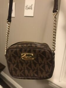 Micheal Kors side Satchel