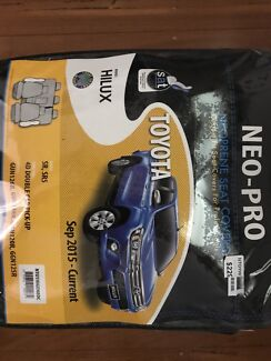 Wanted: Seat covers Toyota hilux