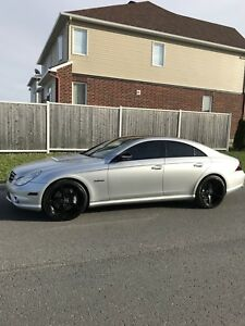 2006 Mercedes Benz CLS55 AMG supercharged no accident only 119km