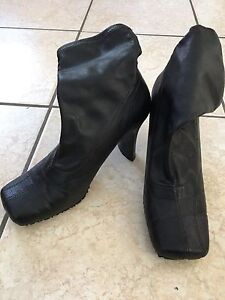 "Call it ""Spring"" boots size 38 (7.5)"