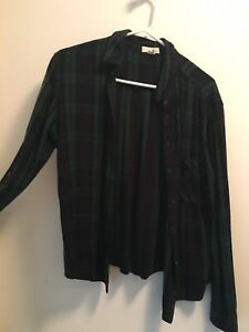Women's Garage flannel size medium