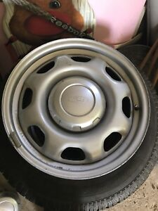 Ford F-150 Rims and winter tires