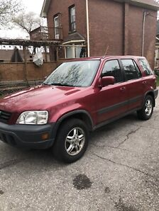 Honda CR-V for Sale (located in the West end)
