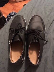 Lacoste men's severin LCR lace up causal oxford 10.5