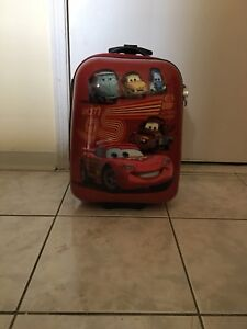 Cars Theme Children luggage