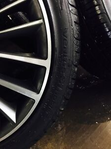 New summer tires & Mags