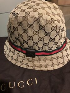 Gucci Bucket Canvas