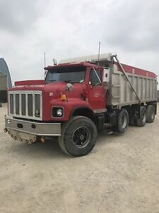 1994 International Tri-axle Dump Truck