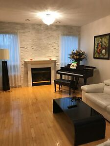3  bedroom house on Richmond hill Elgin mills and Yonge