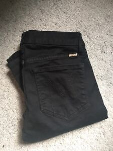 Black Marciano woman's jeans