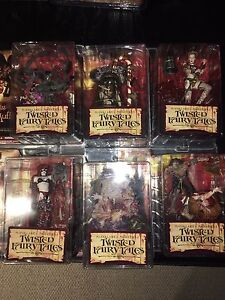 Mcfarlane Twisted Fairy Tales