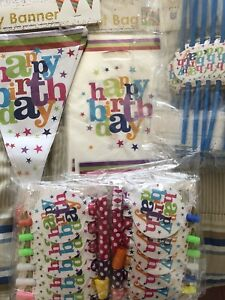 Birthday Party supplies for themes like Frozen, Sophie and more