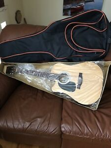 Lefty Mansfield accoustic/electric cut away