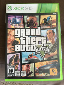 Grand Theft Auto X-Box 360 Game (Price Reduced)