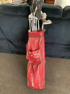 Ladies Left-Handed Golf Clubs