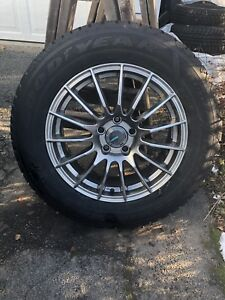 225/65R17 wheels and tires off 2016 Rav4