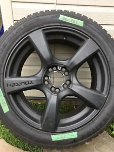 Ford Mustang Winter Wheels and Winter Tires