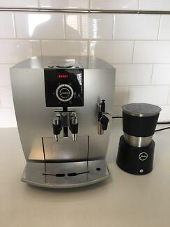 Jura impressa s95 coffee machine coffee machines gumtree jura impressa j5 fandeluxe Choice Image