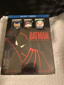 BNIB SEALED - Batman : The Animated Series Complete Blu-Ray Set