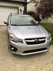 2013 Subaru Impreza Wagon - All Wheel Drive