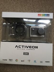 Activeon Action camera Dx ( BRAND NEW)