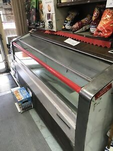 Grocery store and butcher shop equipment for sale