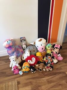 For Sale: Assorted Stuffies