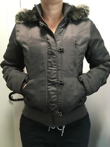 Ladies small T5S down filled bomber jacket
