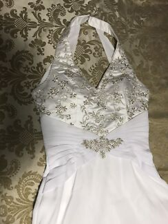 Wedding Dress Size 8. Brand New With Tags