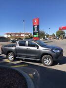 Toyota Hilux SR East Fremantle Fremantle Area Preview