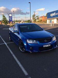 2008 Holden Commodore ute Bathurst Bathurst City Preview