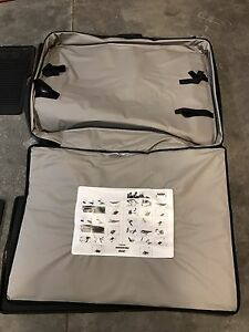 Jeep renegade roof lid storage bag