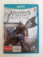 Assassin's Creed IV: Black Flag - Nintendo Wii U Game Wattle Grove Kalamunda Area Preview
